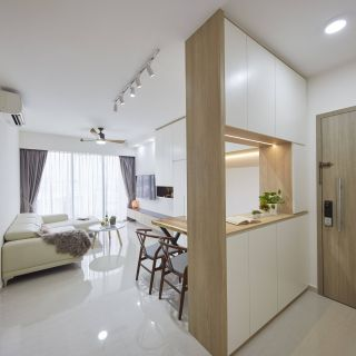 Condominium Interior Design Concept Luxury Carpenters Interior Design Condominium Design Singapore