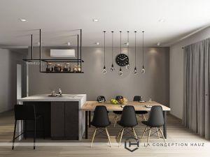 Condominium Interior Design Concept Unique Pin On Dining Room Interior Designs