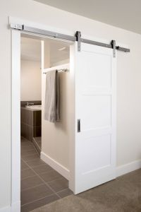 Contemporary Glass Doors New This Contemporary Sliding Interior Barn Door Blends