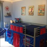 Cool Room Designs for Guys Elegant Boys Super Hero Loft Bedroom Junior Fantasy Loft Bed with