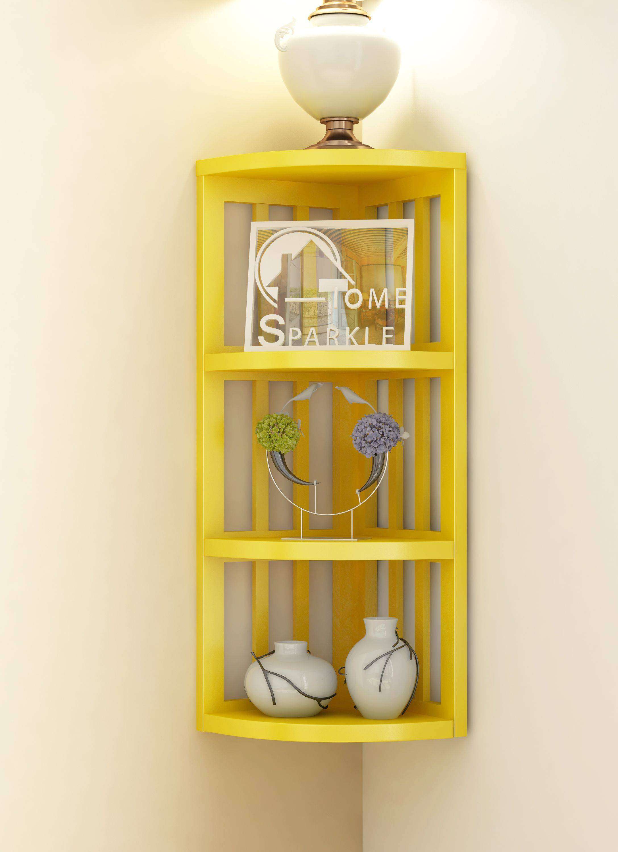 Home Sparkle MDF Decorative Corner SDL 1 1e685