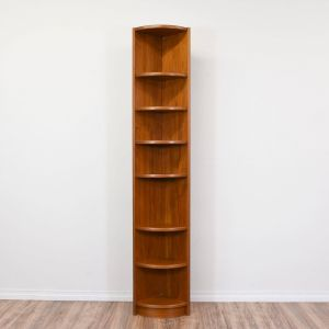 Corner Shelf Designs Elegant This Danish Modern Corner Shelf is Featured In A Wood with A