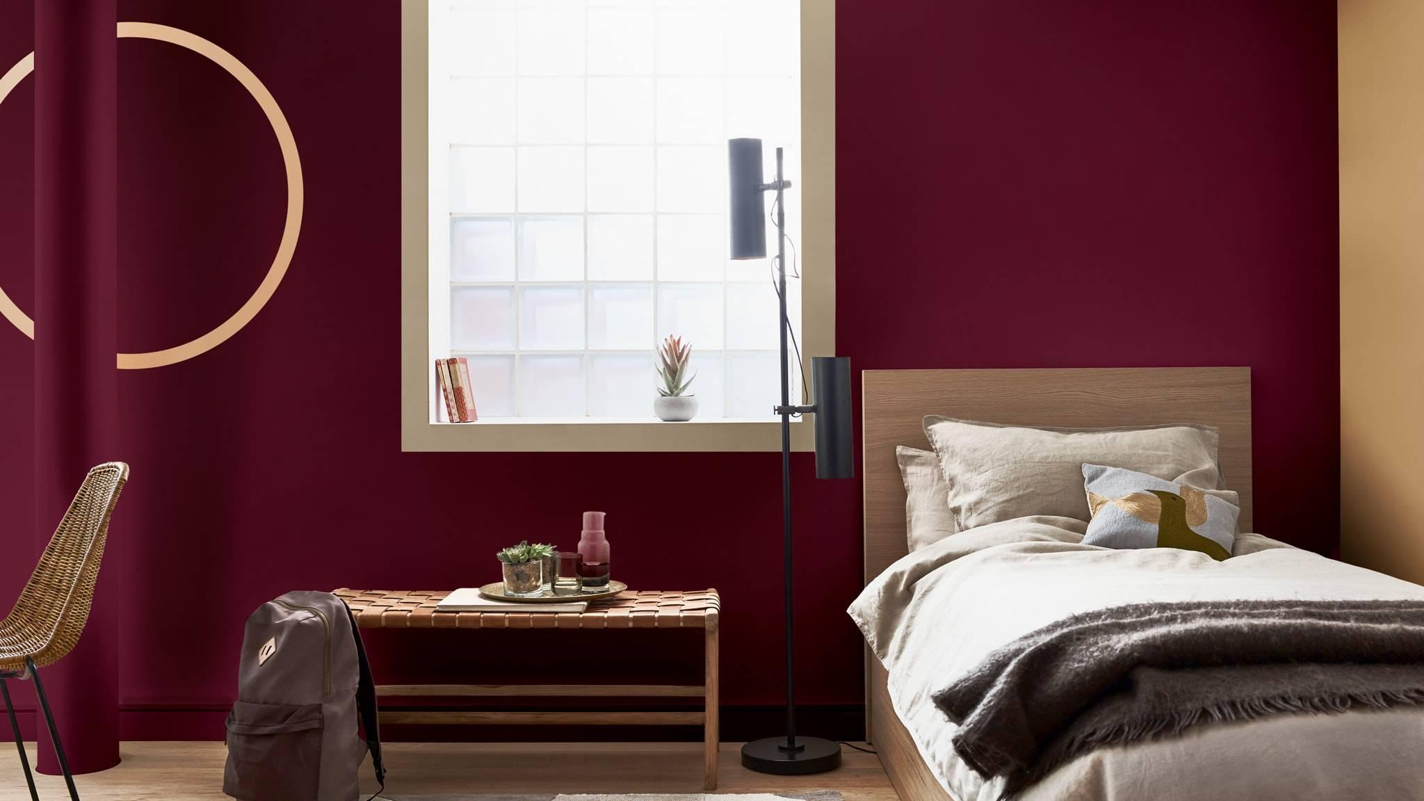 duluxvalentine couleurs futures couleur de l annee 2019 une piece pour reflechir chambre d enfant inspiration france 16