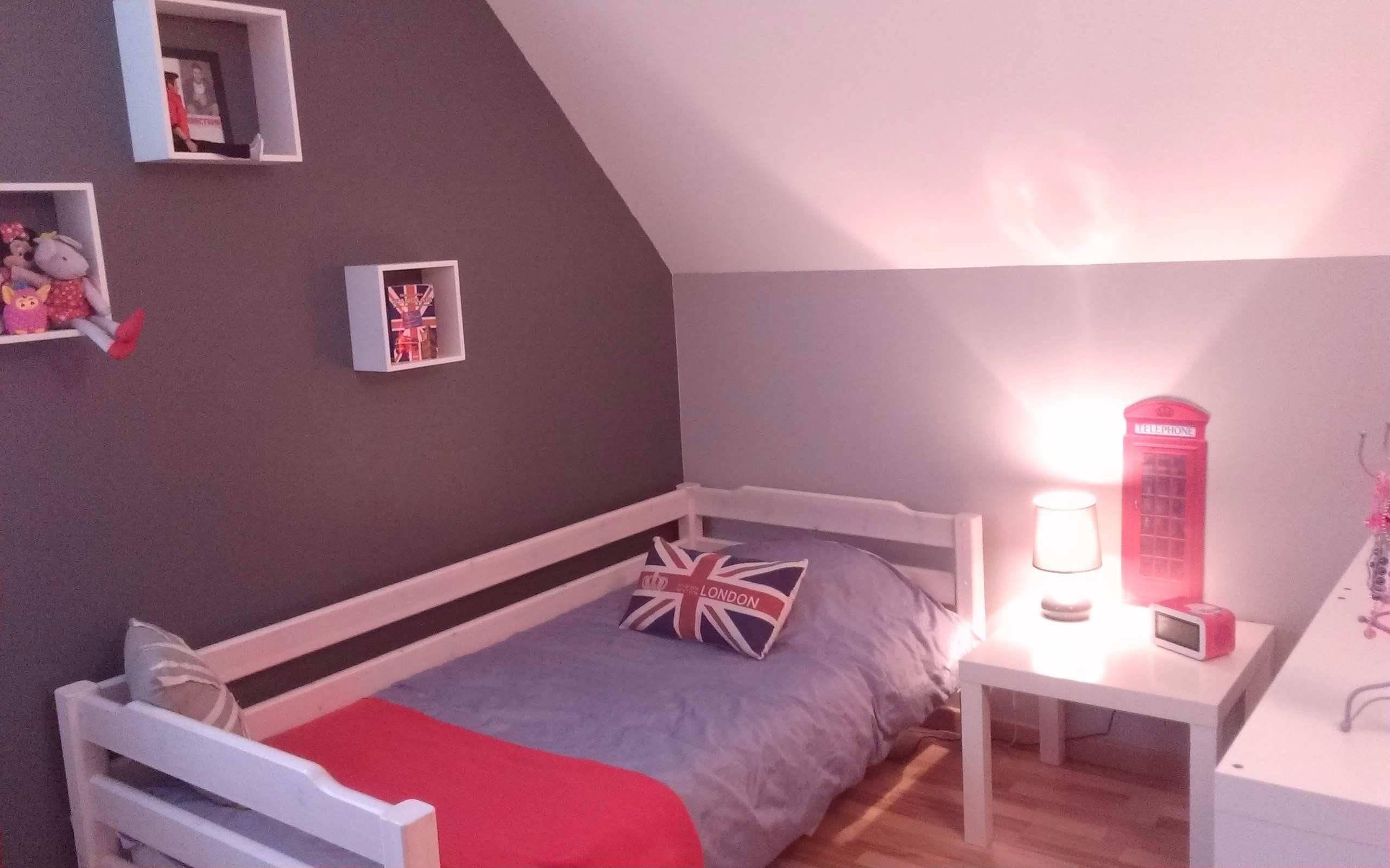 couleur chambre fille peinture pour chambre ado luxury tete de lit fille beau robe de of couleur chambre fille