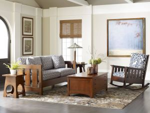 Craftsman Decor Interior Design New Stickley Mission Craftsman Living Room