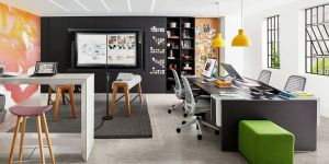 Creative Cubicle Fresh Creative Workspaces Designed to Inspire by Steelcase