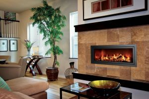 """Custom Gas Fireplace Designs Elegant Just because """"modern"""" is In the Name Doesn T Mean the"""