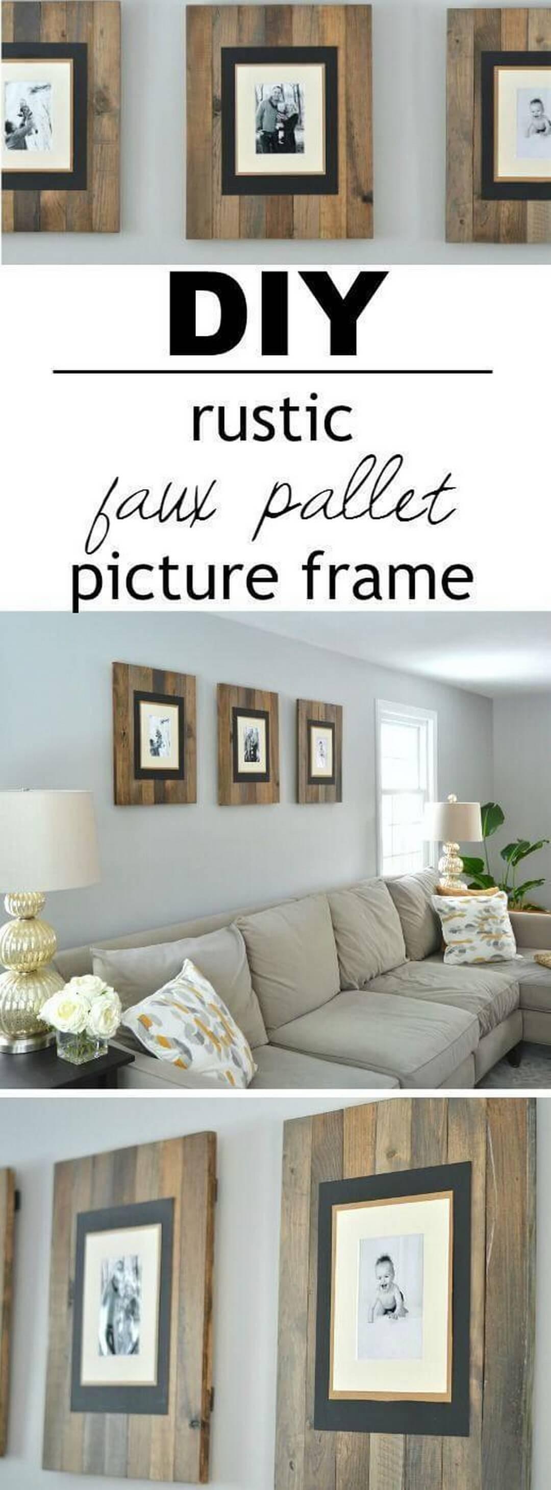 24 rustic living room wall decor ideas homebnc