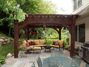 Deck Plans with Pergola Inspirational Products Landscaping In 2019