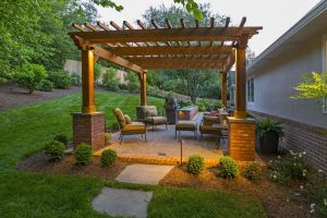 Deck Plans with Pergola New Beautiful Backyard Pergola Crafted and Designed by Our