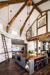 Decorating Rooms with High Ceilings Elegant 25 Stunning Double Height Kitchen Ideas