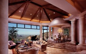 Decorating Rooms with High Ceilings Lovely Love This Living area Beautiful View High Ceilings and