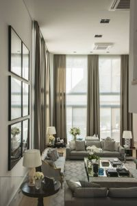 Decorating Rooms with High Ceilings Lovely Want A Recess In the Ceiling to Fit Blinds and Curtain