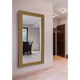 Decorative Full Length Mirror Inspirational American Made Rayne Extra 41 X 80 Inch Opulent Gold