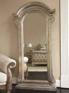 Decorative Full Length Mirror Lovely Floor Standing Mirror Jewelry Armoire