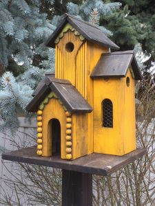 Decorative Outdoor Bird Houses Unique 731 Best Bird Houses Images In 2019