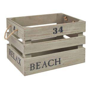 Decorative Photo Storage Boxes Best Of Beach Look Storage Box