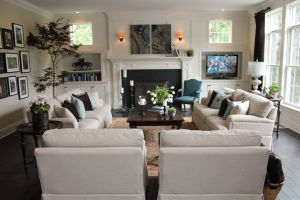 Den Furniture Arrangement Luxury Love This Furniture & Layout for the Family Room
