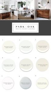 Designer Paints for Interiors Beautiful the Right White