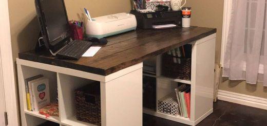 Diy Desk Ideas Lovely Diy Craft Desk