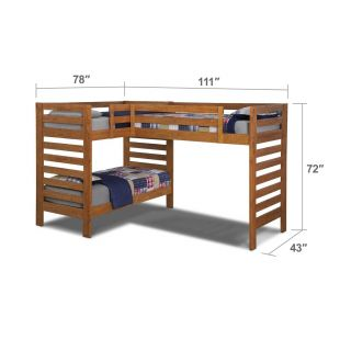 Diy Loft Bed with Desk New Drew Iii Kids Furniture Twin L Shaped Loft Bed