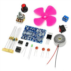 Diy Pendant Light Kit Luxury Gikfun Lm358 Dc Motor Speed Controller Speed Regulator