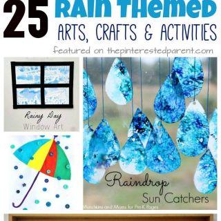 Diy Projects Inspirational 25 Rain themed Arts Crafts & Activities