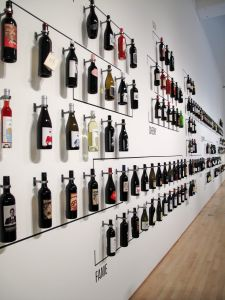 Diy Wine Rack Awesome Wall Of Wine Bottles Museum & Exhibition Design