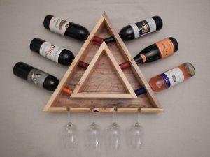 Diy Wine Rack Best Of Triangle Wine Rack