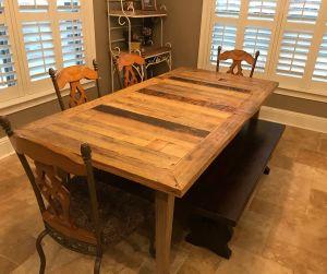 Diy Wood Coffee Table Elegant Antique Heart Pine Farmhouse Table