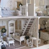 Dollhouse Interior Design Beautiful Miniatyrmama the Arthur Dollhouse