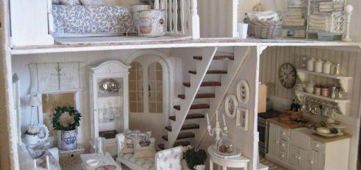 Dollhouse Interior Design Beautiful Miniatyrmama the Arthur Dollhouse