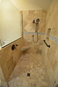 Doorless Bathroom Awesome Bathroom Remodel Drop Dead Gorgeous Small Bathroom Shower