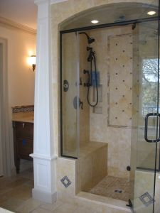 Doorless Bathroom Beautiful Walk In Shower Doors