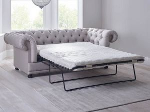 Double Day Bed Beautiful Cara Double sofa Bed In Grey A Chesterfield by Day and