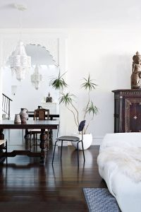Exotic Interior Design Luxury An Aussie Home with Minimalist Global Style