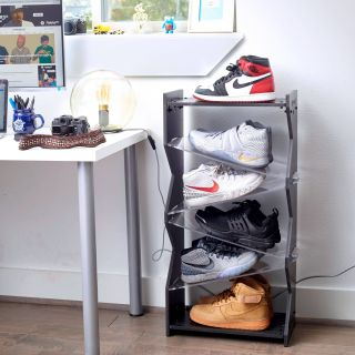 Fancy Shoe Racks Elegant Modern Shoe Storage solestacks In 2019