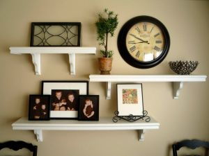 Floating Shelves Ideas New Pin On Family Room