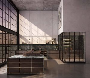 Floor to Ceiling Glass Windows Lovely This Kitchen Benefits From A Wall Of Floor to Ceiling