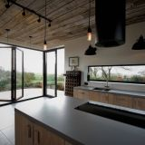 Floor to Ceiling Glass Windows Luxury Floor to Ceiling Bifolding Doors Hestia In 2019