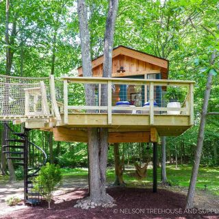 Free Treehouse Plans New Grace Vanderwaal S Treehouse Pete Nelson