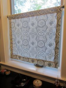 French Door Window Covering Elegant A Simple Panel to Cover the Bottom Half Of A Window