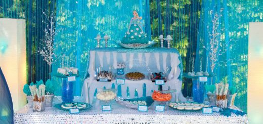 Frozen Party Ideas Decoration Fresh Frozen Party Ideas A Frozen Birthday Party Creative