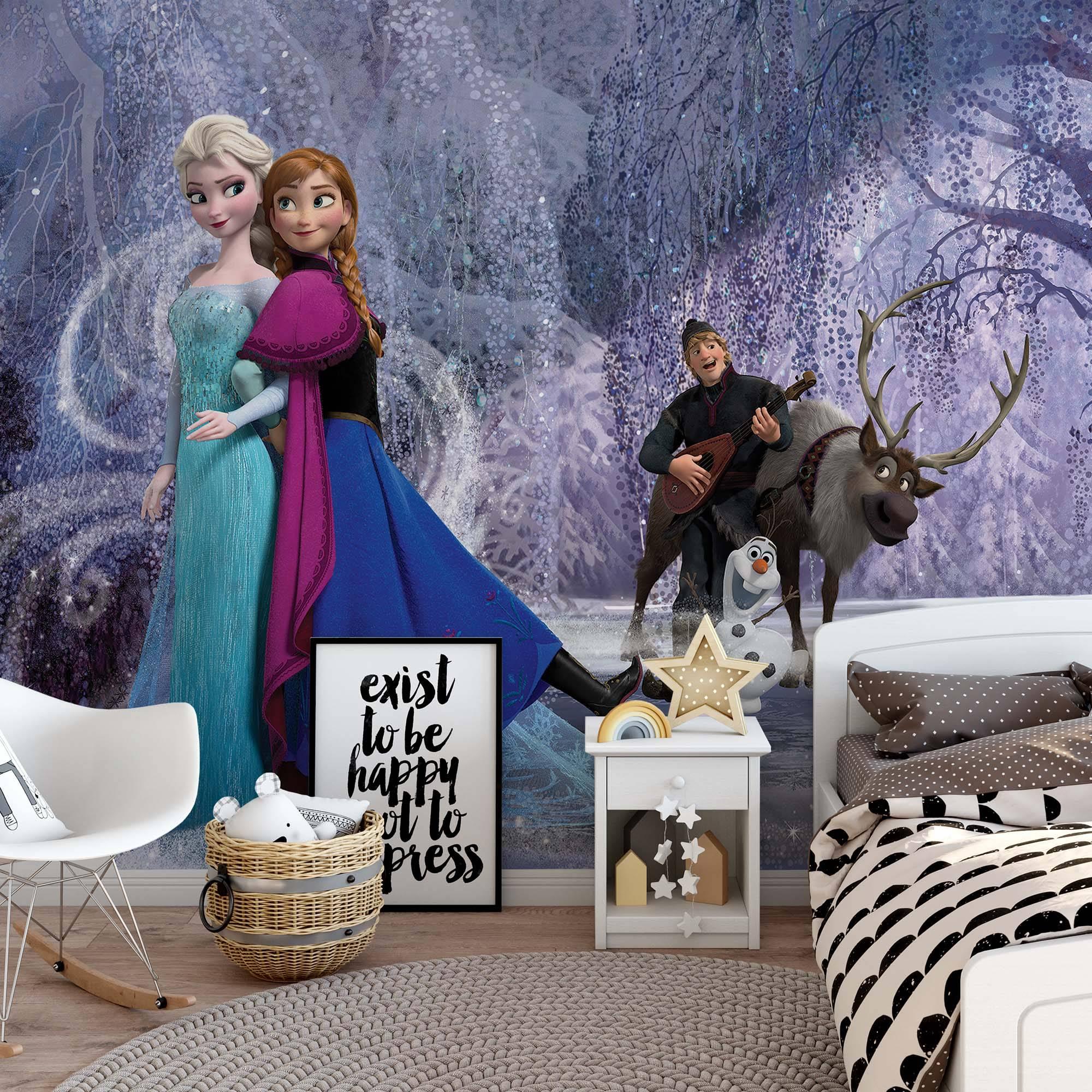 xl elsa frozen by disney photo wall mural 4210 1 p