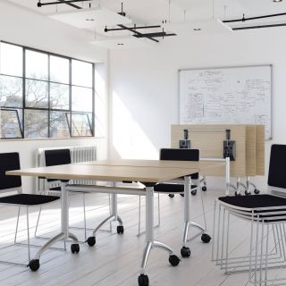 Furniture for Office Space Awesome Fliptop Tables for Agile Space From Elite Fice Furniture