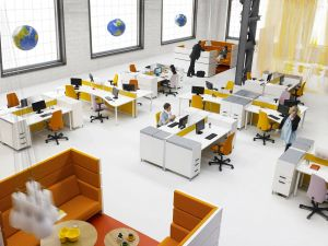 Furniture for Office Space Unique Kinnarps Usa Creative Office Spaces