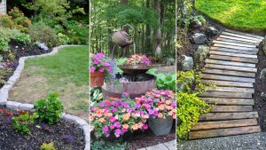 Garden Landscaping Ideas On A Budget Beautiful 60 Cheap Backyard Makeover Ideas