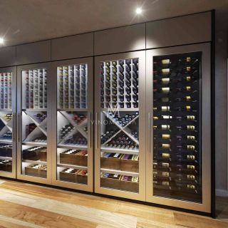 Glass Wine Cellars Elegant 25 Luxury Modern Wine Cellar Ideas to Make Your Happy