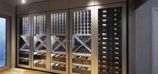 Glass Wine Cellars Elegant 25 Luxury Modern Wine Cellar Ideas to Make Your Happy