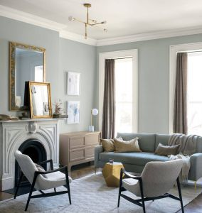 Gray Paint Living Room Ideas New Benjamin Moore 2019 Color Of the Year Metropolitan Af 690